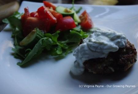 Greek lamb burgers 4 2015