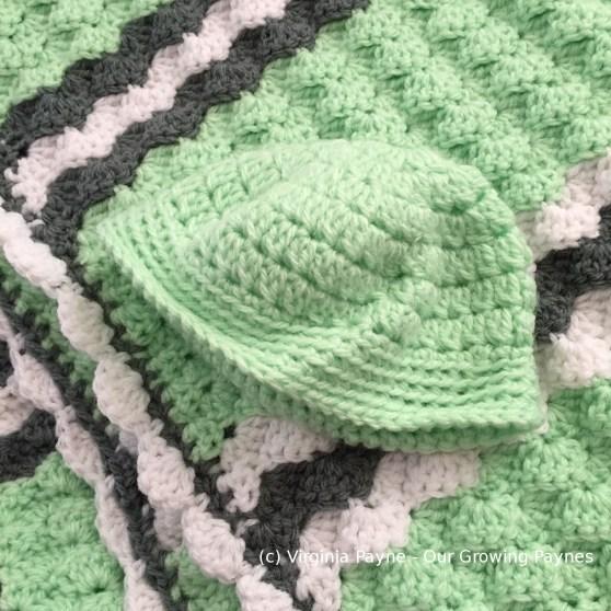 Baby blanket 2 2016