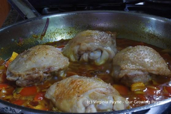 Moroccan chicken 4 2016