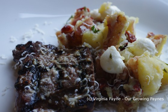 Italian potato salad 3 2016