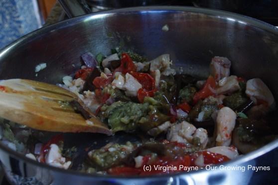 Quinoa aubergine 5 2016