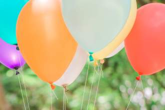 Kid Party Entertainment Balloons | ourguidetotheeveryday.com