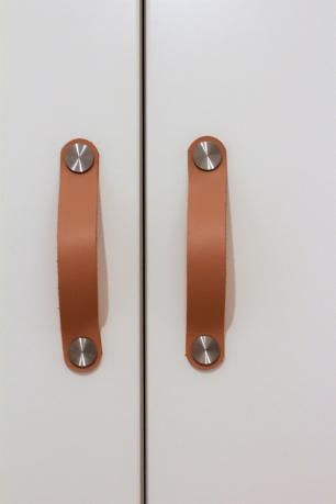 Osternas handles and Veddinge doors | ourguidetotheeveryday.com