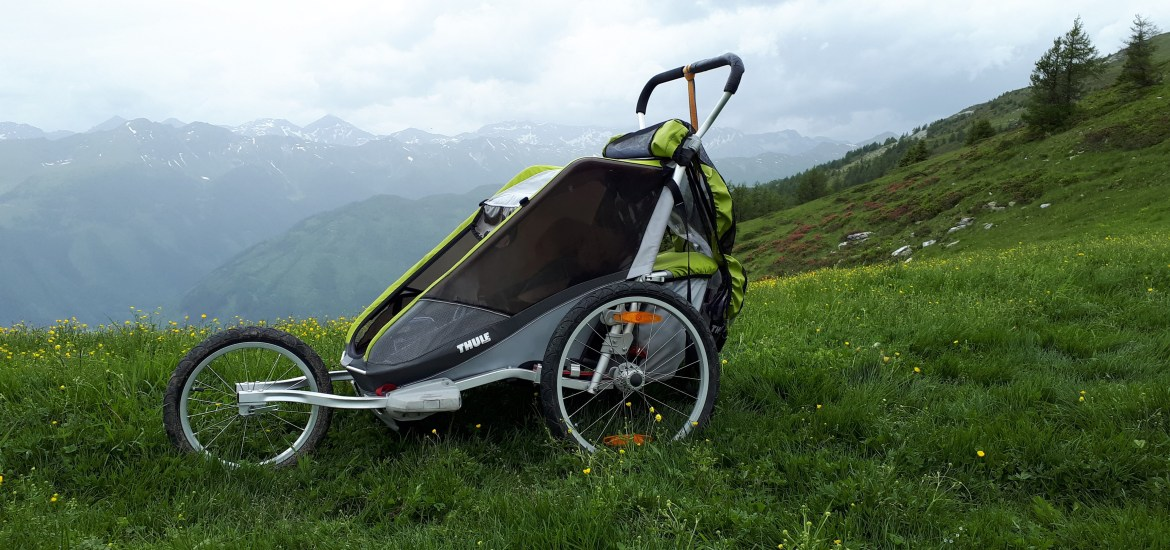 Thule chariot cougar