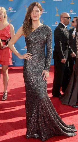 Jennifer Carpenter Emmy Awards 2010 Hairstyle