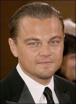Leonardo DiCaprio fabulous hairdo