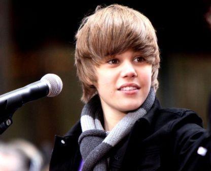 Justin Bieber Hairstyle 2009