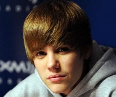 Justin Bieber Iconic Hairdo