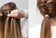 Fishtail Braid Tutorials