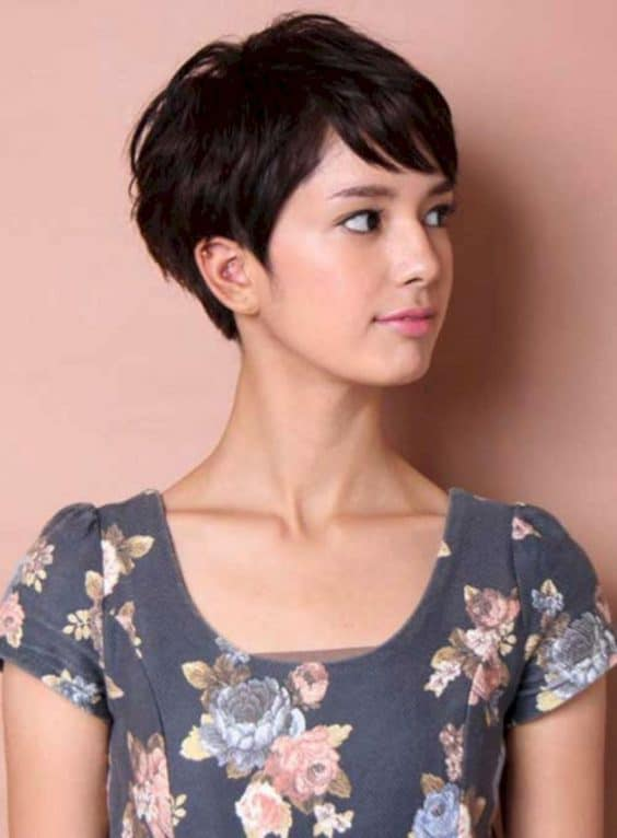 Beautiful Pixie Haircuts Celebrities And Their Look Page 3 Of 3