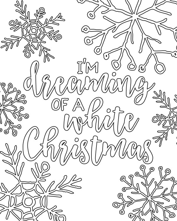 printable holiday coloring pages # 10
