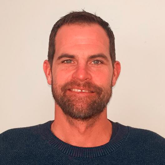 Phillip Otto, our new Coordinator