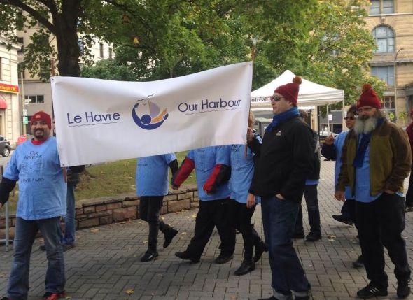 Montreal Walk 2014