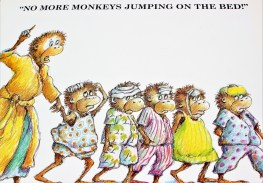 No More Monkeys Jumping on the Bed, Eileen Christelow