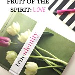 Reflecting the Fruit of the Spirit: Love