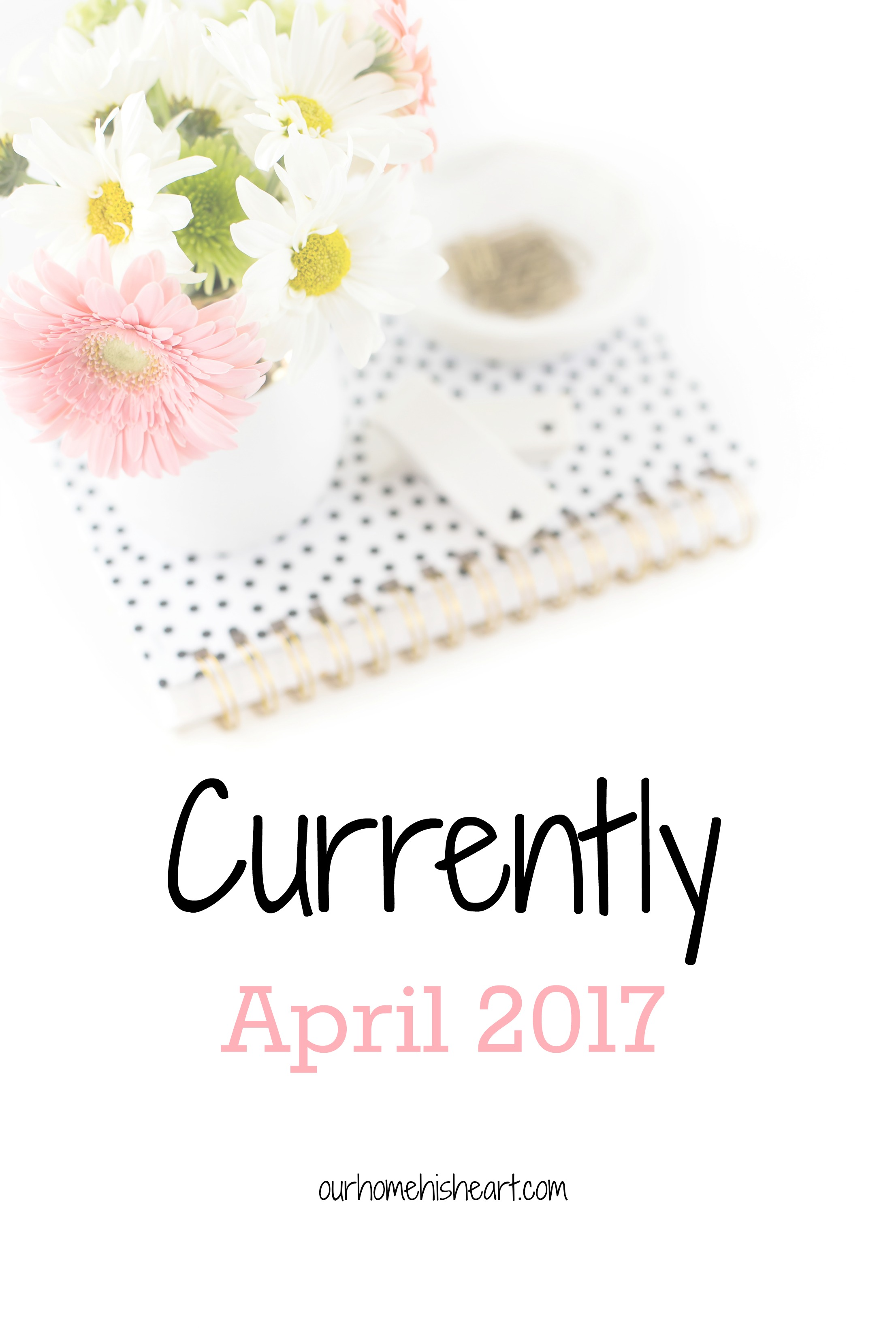 Currently Link up April 2017