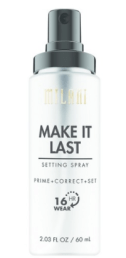 Milani Setting Spray Review