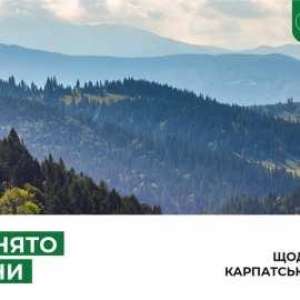 Верховна Рада прийняла закони щодо розвитку Карпатського регіону