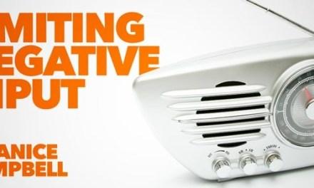Limiting Negative Input