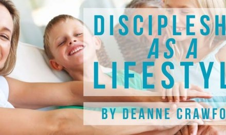 Discipleship as a Lifestyle