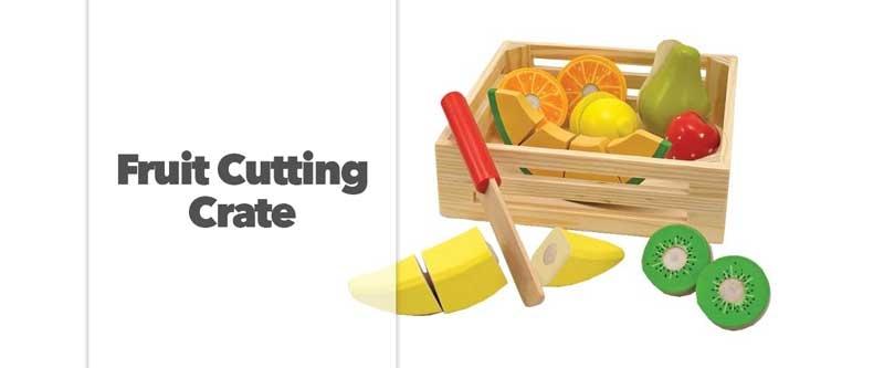 Cutting Fruit Crate