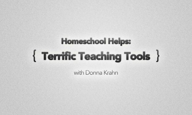 Terrific Teaching Tools