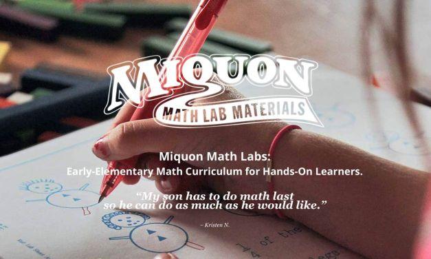 Miquon Math Labs Materials