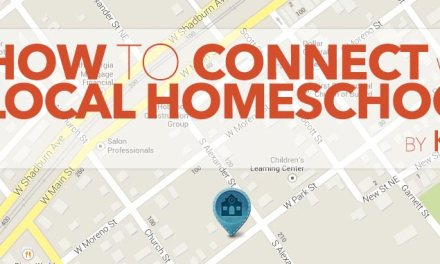 How to Connect with Local Homeschoolers