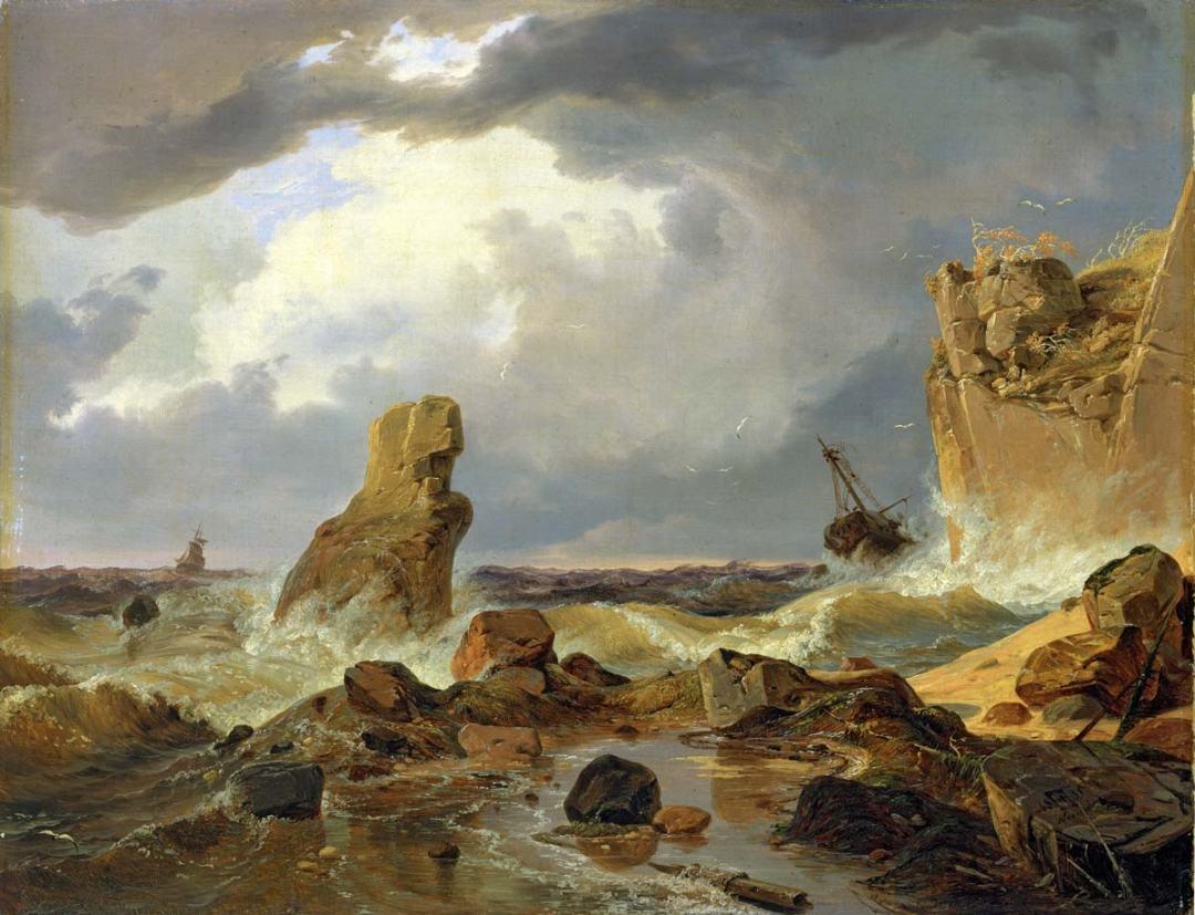 Andreas Athenbach - Felsige Küste