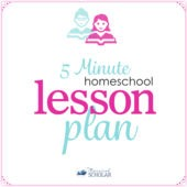 Homeschool Lesson Plan Podcast