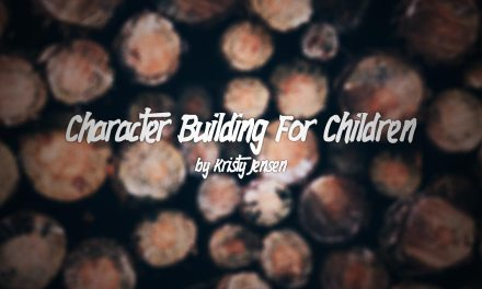 Character Building For Children
