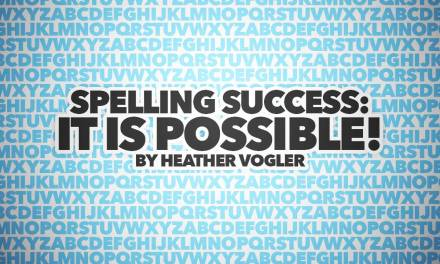 Spelling Success: It is Possible!