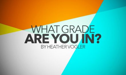 What Grade Are You In?