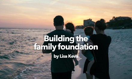 Building the family foundation
