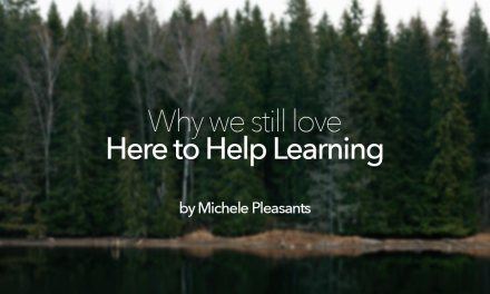 Why we still love Here to Help Learning
