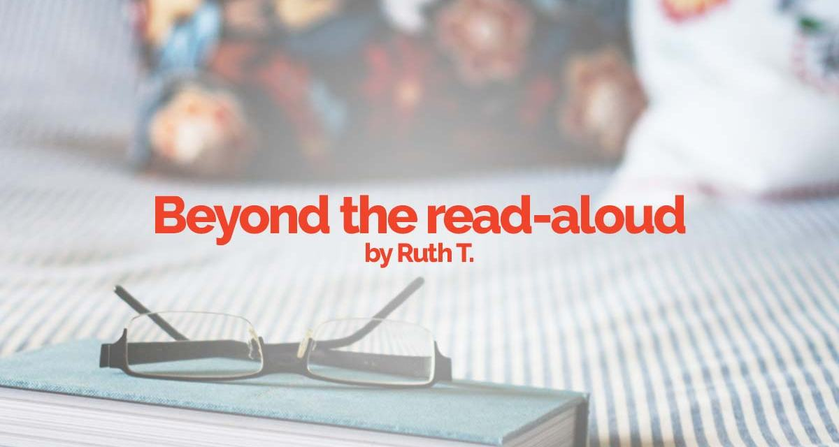 Family read-aloud: beyond the picture book