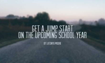 Get a jump start on the upcoming school year