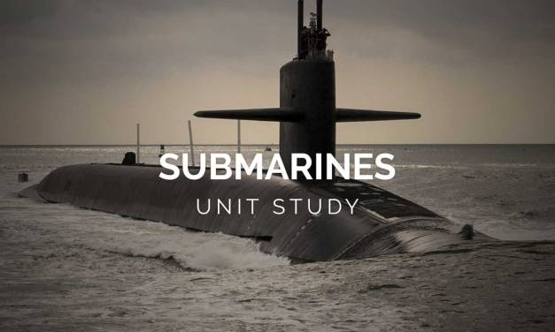 Submarine Day Unit Study