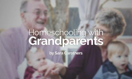 Homeschooling with Grandparents