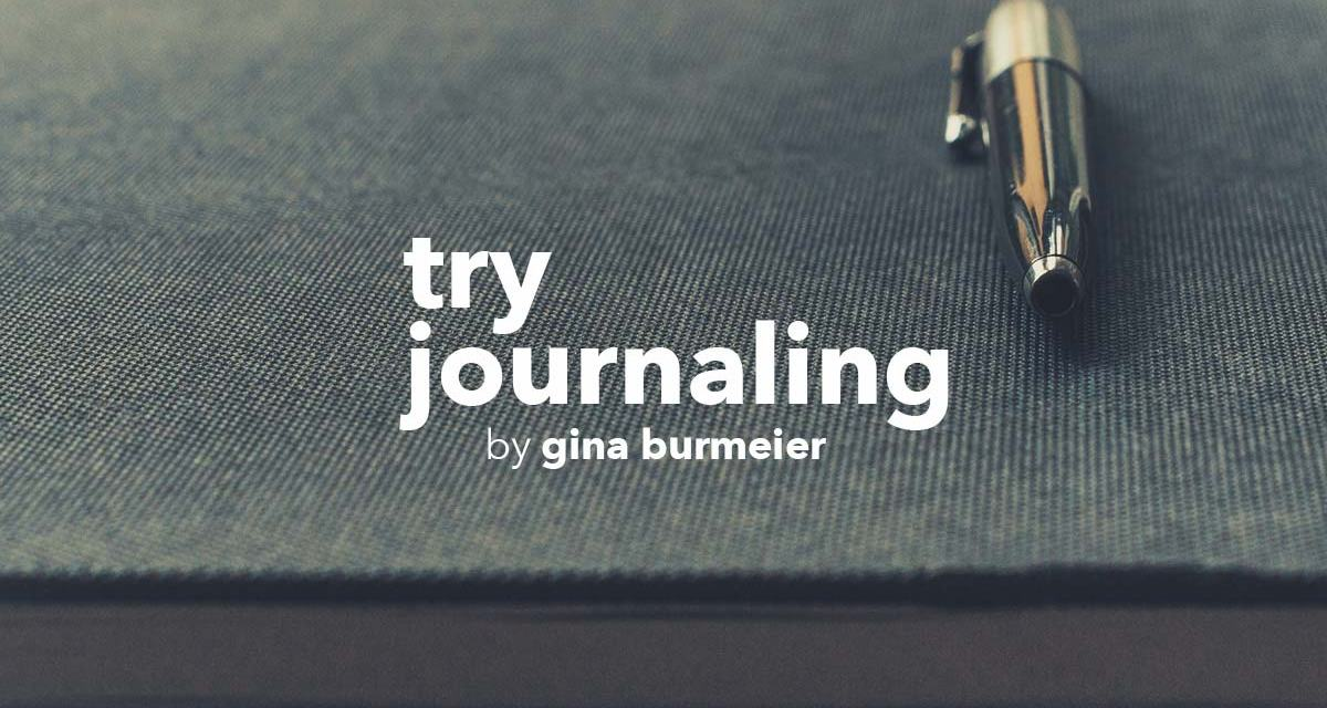 Try journaling this summer