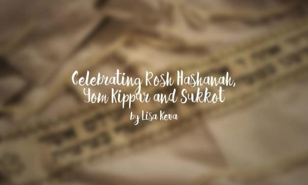 Celebrating Rosh Hashanah, Yom Kippur and Sukkot