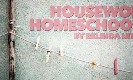 Housework and Homeschooling