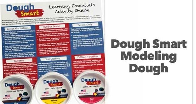 Dough Smart Modeling Dough