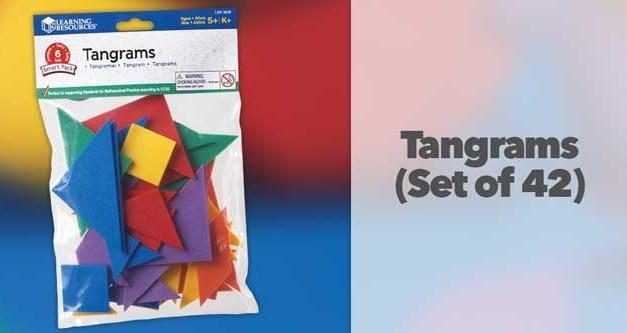 Tangram Set of 42