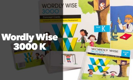 Wordly Wise 3000 Kindergarten