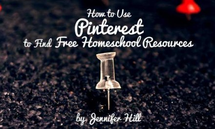 How to Use Pinterest to Find Free Homeschooling Resources