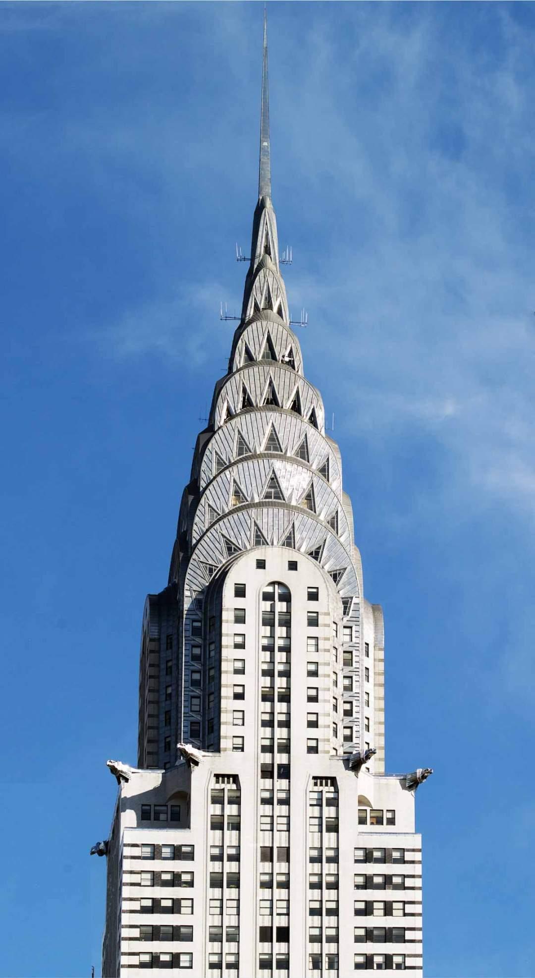 Art Deco - Chrysler Building Spire