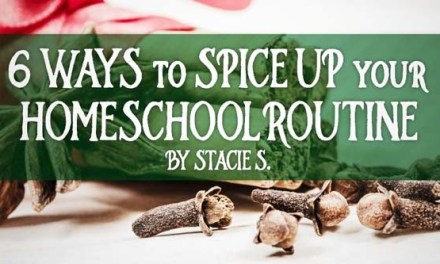 6 Ways to Spice Up Your Homeschool Routine