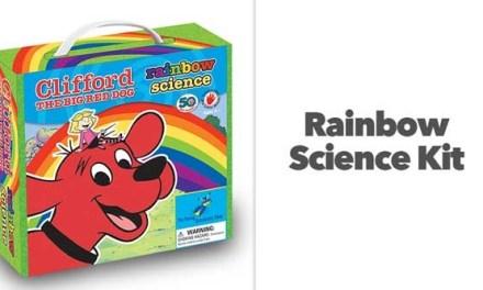 Rainbow Science Kit