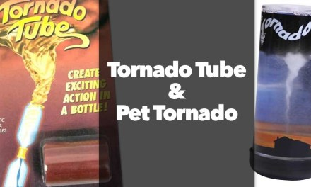 Tornado Tube and Pet Tornado